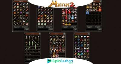 Metin2 Abanoz Küpe Özellikleri ve +Basmada Gerekli Malzemeler Haberler