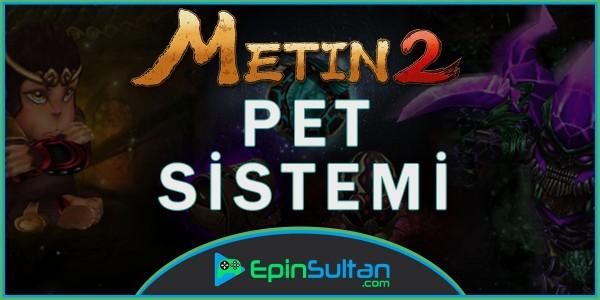 Metin2 Pet Sistemi Hakkında Detaylı Bilgiler