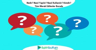 Ödemeler hakkında sık sorulan sorular | Epin Sultan
