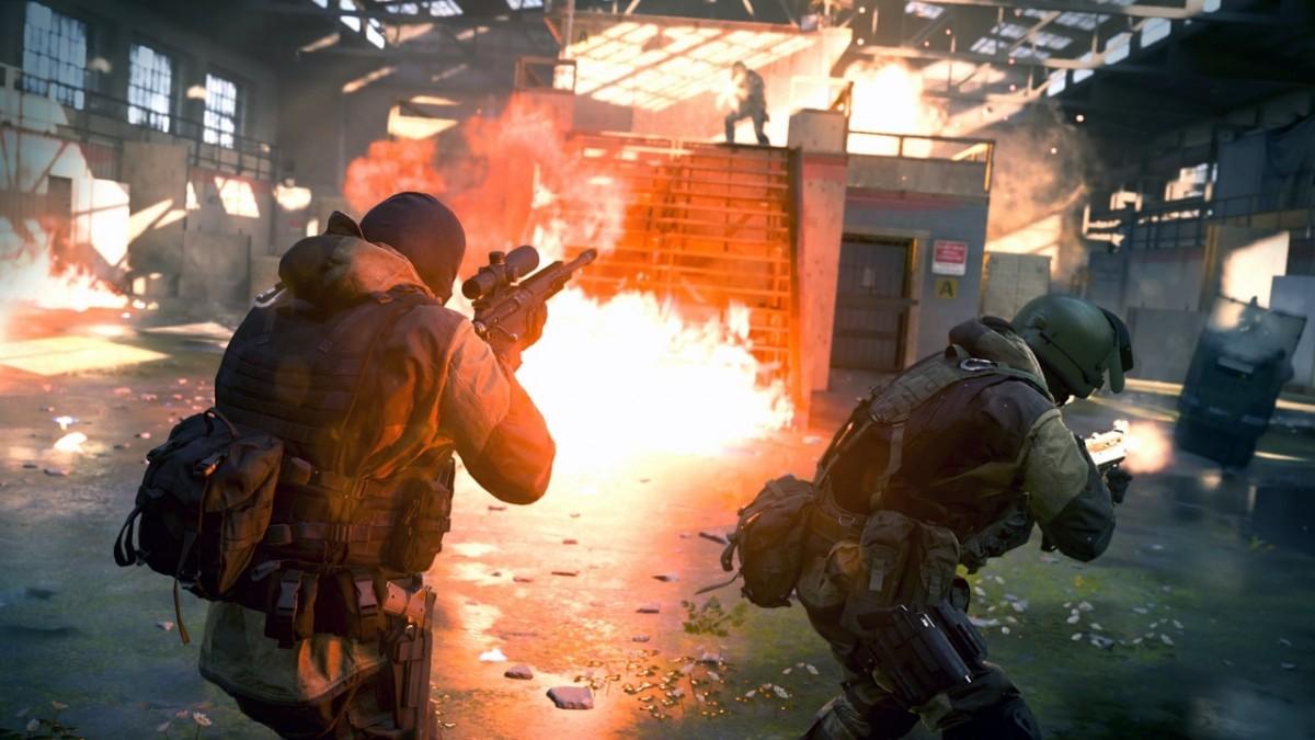 Call of Duty Modern Warfare Galeri