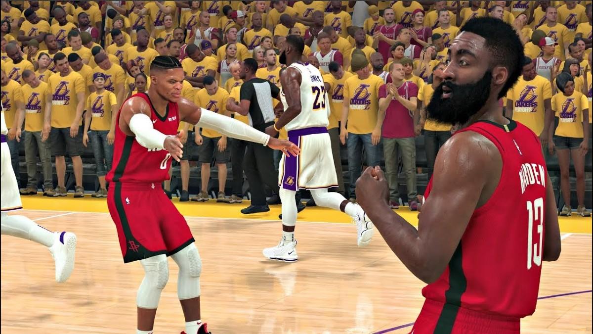 NBA 2K20 Galeri