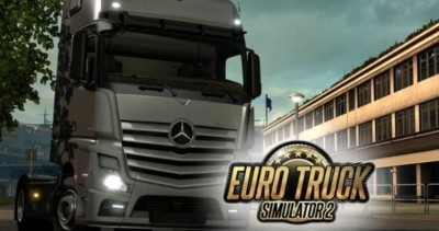 Euro Truck Simulator2 galeri