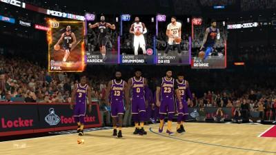 NBA 2K19 galeri