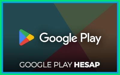 Google Play Hesap