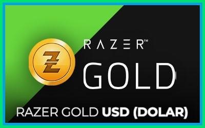 Razer Gold Dolar USD