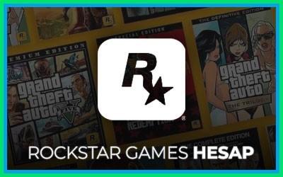 Rockstar Games Hesap Satışı