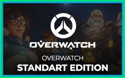 Overwatch Standart Edition